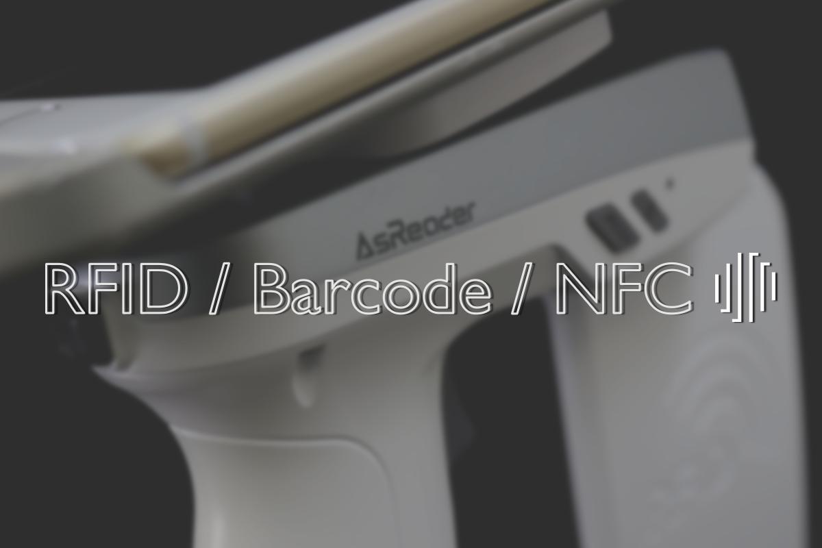 RFID BARCODE NFC